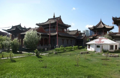 Choijin Lama Temple Museum view